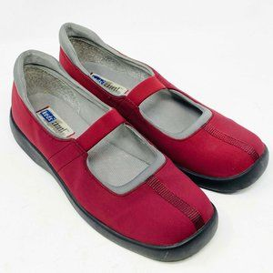 Keds Casual Red Mary Jane Slip On